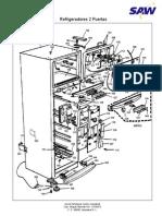 Parts List (Sp) - 8wrt13tglkb0