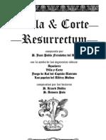 13Villa y Corte Ressurrectum