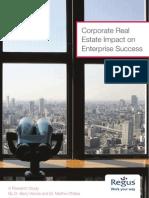 Corporate Real Estate Impact on Enterprise Success