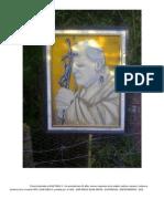 Pintura de Juan Pablo II