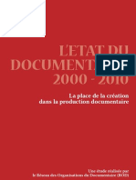 etat du documentaire-2000-10