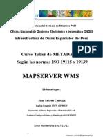 7.- Taller de MEtadatos IDEP Mapserver_practicaunfv Nov 2007