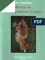 24705546 Esther Paglialunga Manual de Teoria Literaria Clasica