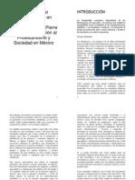 Bastian Protestantismo Y Sociedad en Mexico
