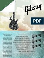 Catalogo Gibson.