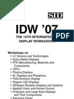 IDW07FP