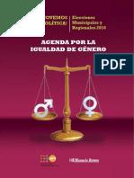 Agenda por la Igualdad de Género
