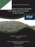 Conservacion Bosque Esclerofilo