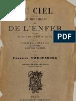 Em-Swedenborg-Du CIEL-et-de-ses-MERVEILLES-et-de-L'ENFER-LeBoysDesGuays-1899