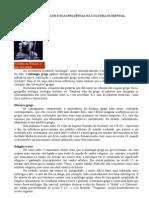 OS MITOS GREGOS E SUA INFLUÊNCIA NA CULTURA OCIDENTAL