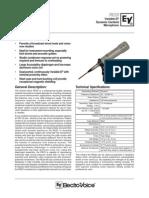 RE20 Engineering Data Sheet