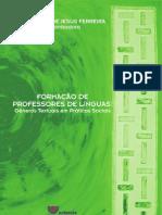 2008 Livro Gêneros textuais em práticas sociais. Organizadora