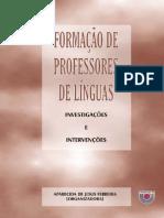 2009 Livro Formação de Professores de Línguas