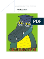 Grammar Gator
