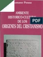 Penna Romano - Ambiente Historico - Cultural de Los Origenes Del Cristianismo