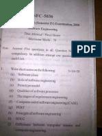 Exam Papers LUMBA (E-Business) IV Sem