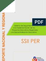 Reporte Nacional y Regional 2010