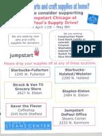 Jump Start Flyer