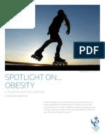 Obesity (Fierce Pharma Report)