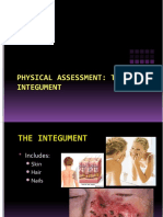 Physical Assessment of the Skin, Head, And Neck