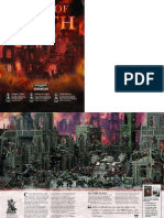 Article Warhammer 40k Cities of Death