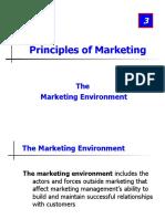 3. Marketing Environment