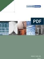 Maidaid Complete Brochure