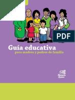Guía educativa para padres y madres de familia