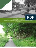 Roanoke Park Master Plan