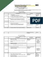 Agenda 9 y 10 de Sept.
