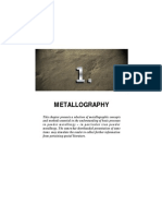 METALOGRAPHY