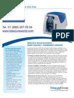 Impresora Datacard SP25 Plus