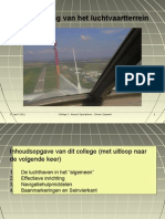 College 3 Airport Operations In Rich Ting Luchthaven