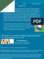 Empresas de Base Tecnologica