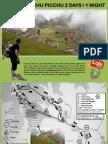 Machu Picchu for Less