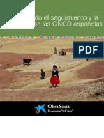 Repensando el Seguimiento y la Evaluación en las ONGD Españolas