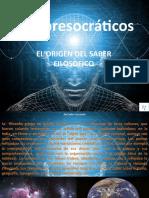 Los presocráticos - Historia de la Filosofía Décimo San Martín de los Llanos Meta