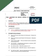 Contenido Del Manual General de Operaciones (MGO)Rev1