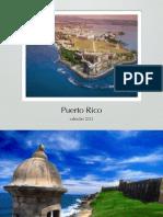 calendario 2011 Puerto Rico
