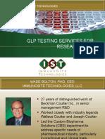 ImmunoSiteTechnologies_GLPServices