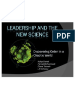leadership and the new science presentation final