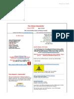 Newsletter 260