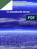 Contaminacion casos ve