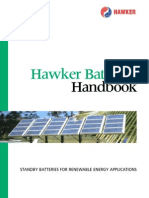 Hawker Batteries Handbook