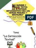 Diapositivas Sobre Correccion Textual