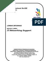Informasi IT Networking Support LKS SMK 2011