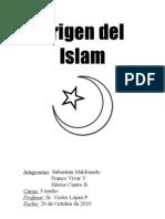 Islam Trabajo Historia.