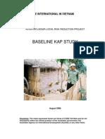 Baseline KAP Study