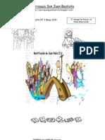 Boletín infantil Nº 3  - Mayo 2011