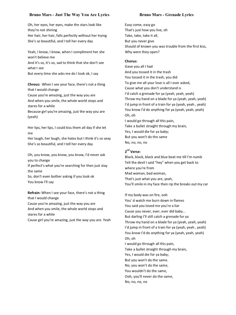 Lyrics   Songs   Leisure